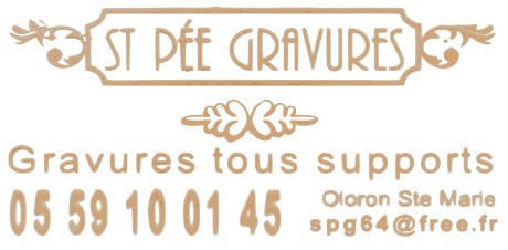 annonce - stpee gravures