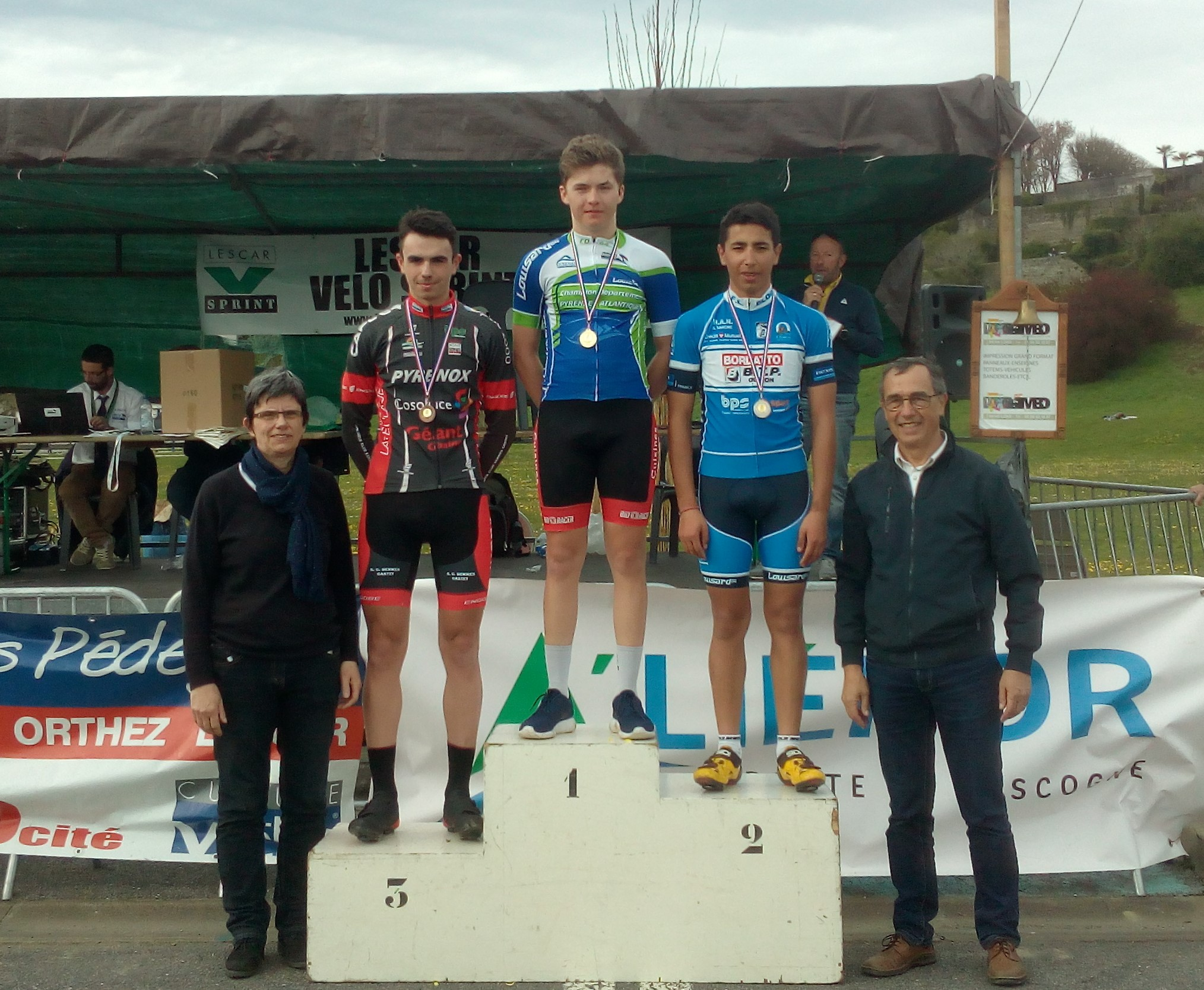 PODIUM CD64 FFC