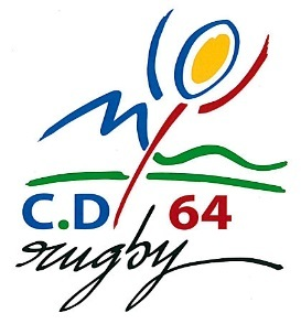 logo CD64 Rugby